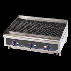 36 5 Burner Gas Cooktop front-626195