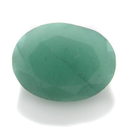 Natural Zambia Green Emerald Loose Gemstone Oval Cut 9*7mm 2.30cts Stunning