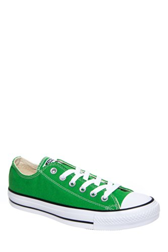 Converse Unisex Ct All Star Ox 142374f Low Top Sneaker - Jungle Green