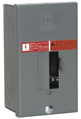 Square D By Schneider Electric Qo2L30Scp Qo 30 Amp 2-Space 2-Circuit Indoor Main Lug Load Center
