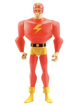 DC Universe Justice League Unlimited Exclusive Justice Guild Action Figure The Streak!