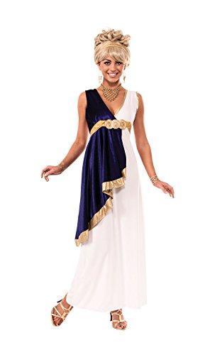 Grecian Maiden - Adult Costume Gods Goddesses Greek Roman Lady: SMALL