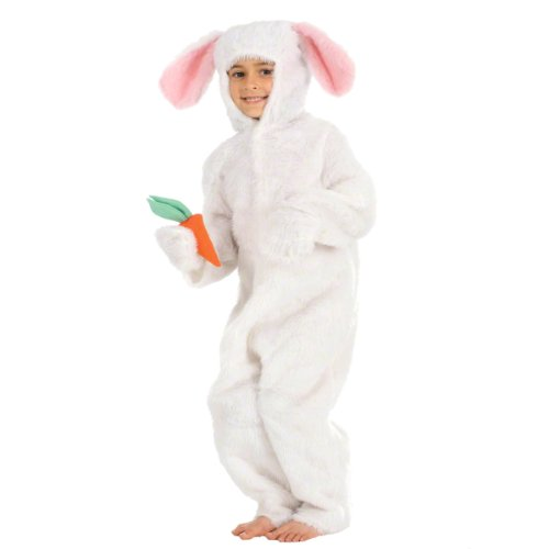 Bunny Rabbit Costume for Kids 4-6 yrs