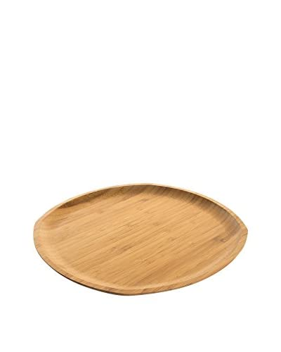 Bambum Servierteller Penne B2500 28 cm beige