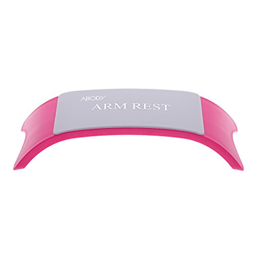 Abody Komfortable Kunststoff & Silikon Kissen Kissen Salon Hand Inhaber Nail Arm Rest Maniküre Zubehör Werkzeugausstattung