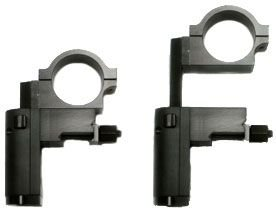 Mako Group Micro 11 Position Adjustable Pop-Up Mount - Ar15, Black Mam30
