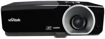 Vivitek D967-BK D967 5500 Lumen XGA 3D DLP Office and Home Theater Projector