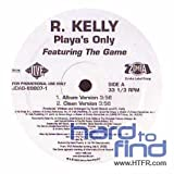 echange, troc R Kelly - Playas Only