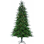 Sterling/Palm Tree 6256-75M 7.5' Pre-Lit Artificial Tree