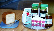 Preserves McCutcheons Apple and Berry Lovers 4 PackB0001LEDE2 : image
