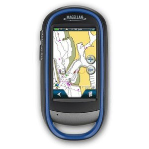 Magellan eXplorist 510 Marine Edition w/Navionics US Waters, US Coastal & Inland