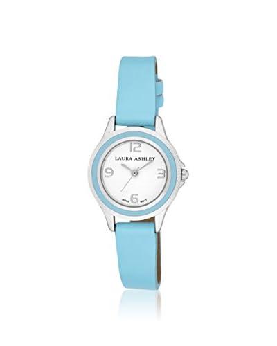 Laura Ashley Women's LA31009BU Analog Display Japanese Quartz Blue Watch
