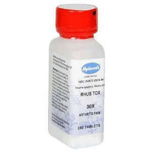 Отзывы Rhus Tox 30X , 250 tab ( Multi-Pack)