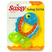 Sassy Teething Tail Fish from Sassy