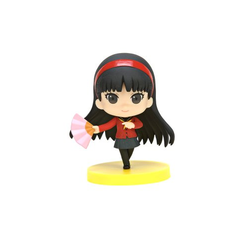 Persona 4 P4 Yukiko Amagi Chibi Mini Figures Vol. Taito PVC Figure - 1