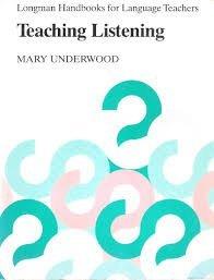 Teaching Listening (Handbooks for Language Teachers)
