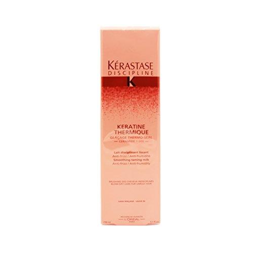 Kérastase Discipline Keratine Thermique, Galacage Thermo-Seal, Glättende Pflege-Creme mit Anti-frizz für Rebellisches Haar, 150 ml thumbnail