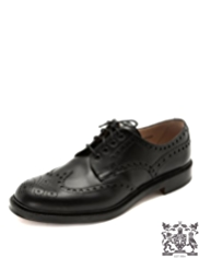 Best of British Leather Brogue Shoes