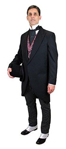 Historical-Emporium-Mens-Traditional-Tuxedo-Cutaway-Coat