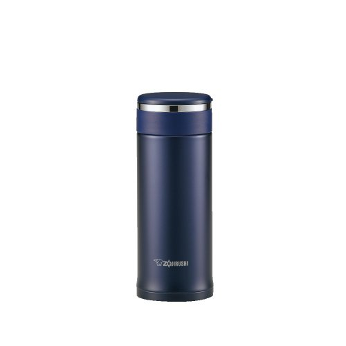 【Amazon.co.jp限定】象印 水筒 直飲み ステンレスマグ360ml ネイビー SM-JB36AZ-AE
