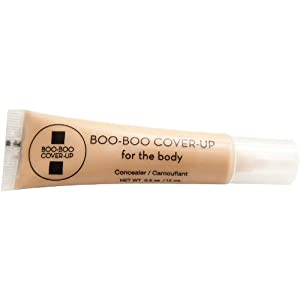 Boo, Boo Cover, Up Pro, Healing Concealer for the Body, Medium Shade, 0.5 oz