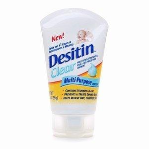 Tna Desitin Clear Diaper Rash Ointment - 3.5 Oz