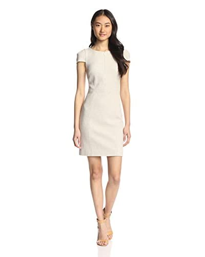 4.collective Women's Spring Tweed Sheath Dress