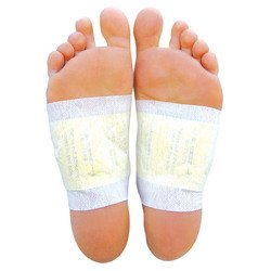 Patch detox plantaire - Foot Patch, eliminer vos toxines 2 boites (plus 1 gratuite)