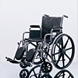 "Medline Excel 2000 Wheelchair 18"" MDS806150D"