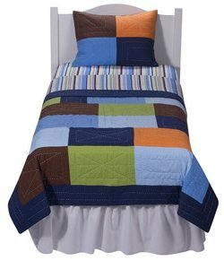 Circo® Color Block Quilt Set - Twin