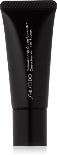 Shiseido The Makeup Natural Finish Cream Concealer 0.44oz./10ml No.03