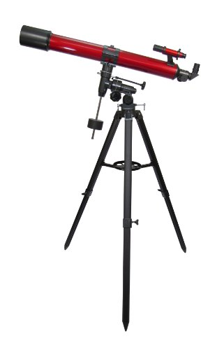 Carson RP-400 Red Planet 50-100x90mm Refractor Telescope