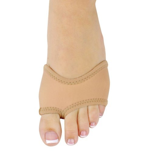 Danshuz Womens Size L Tan Neoprene Ballet Slip On Half Sole