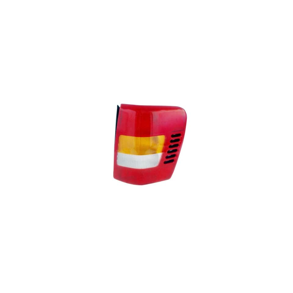 TYC 11 5275 00 Jeep Grand Cherokee Passenger Side Replacement Tail Light Assembly