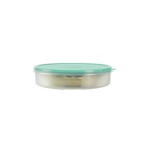 Tupperware Pizza PIE CUPCAKE 12in Round Keeper (Tupperware Pie Carrier compare prices)