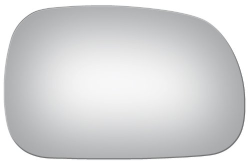 1996-2002 Bmw Z3-Z Coupe Convex, Passenger Side Replacement Mirror Glass