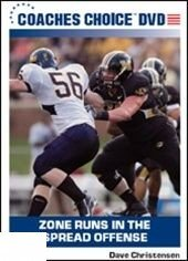 Cover art for  Zone Runs In The Spread Offense
