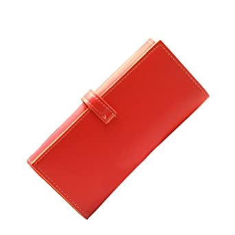 Candy Colors Simple Purse (Watermelon Red)