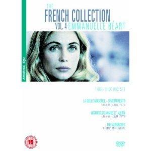 Emmanuelle Beart Collection: La Belle Noiseuse Divertimento, Historie De Marie Et Julien, The Witnesses (Uk Import, Region 2 Pal Format)