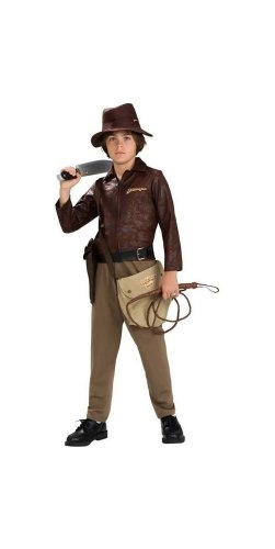 Indiana Jones Costume- Child Costume deluxe