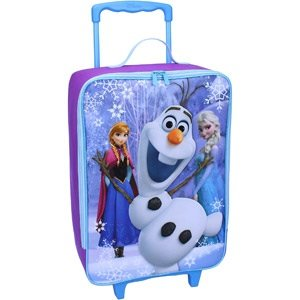 "Check Out This Disney Frozen ""Olafs Adventure"" Kids Rolling Luggage - 16"""