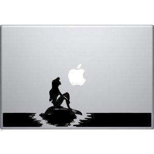 Mermaid Macbook Vinyl Sticker Laptop Skin by Sticker Styles (Sticker Decals For Laptops compare prices)