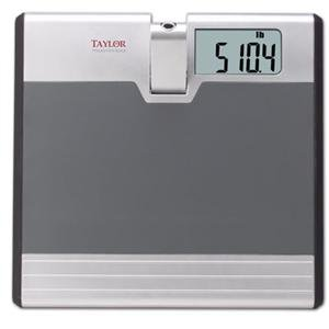 Cheap Taylor 7081-4101M Digital Projection Bath Scale – 550 lb (7081-4101M)