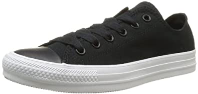 Converse Chuck Taylor All Star Lo Top Black Canvas 7