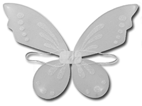 Fairy Wings - Pixie Wings - Tinkerbell Wings - White