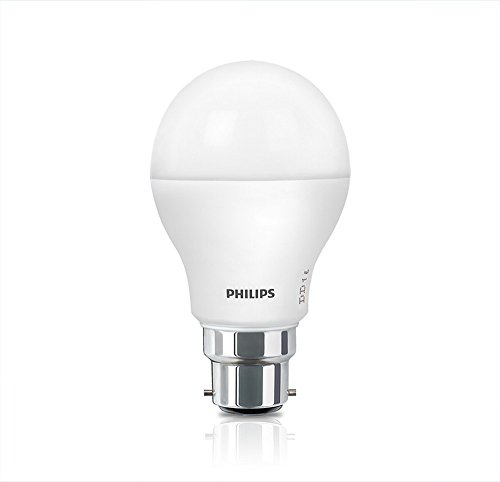 Philips Ace Saver 9W B22 825L LED Bulb (Cool Day Light, Pack Of 10)