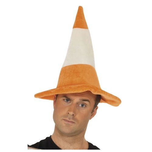 Traffic Cone Hat Traffic Cone Hat Adults
