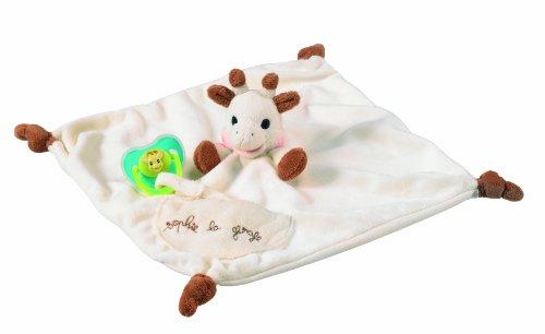Vulli 260133 - Mantita de arrullo para bebés, diseño Sophie la jirafa