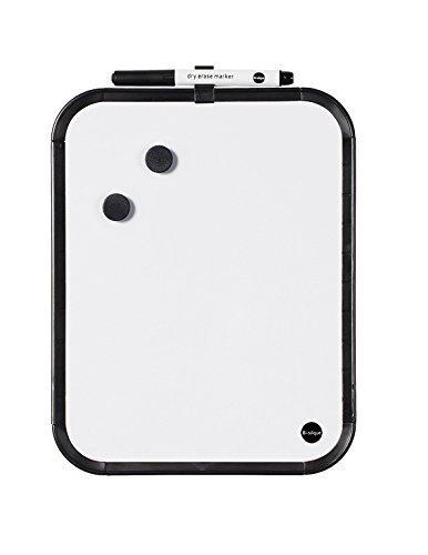 bi-silque-clk010302-easy-magnettafel-rahmen-aus-kunststoff-lackierter-stahl-22-x-28-cm-weiss