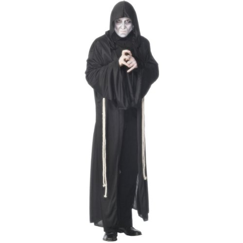Grim Reaper Costume - Large - Chest Size 42-44